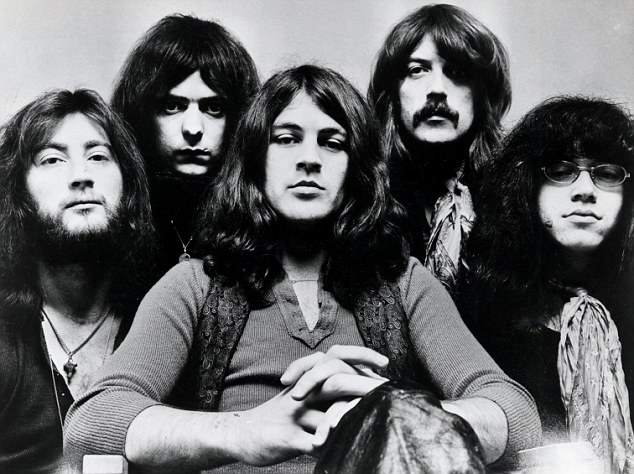 Deep Purple  i.dailymail.co.uk